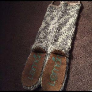 Other - Lemon slippers